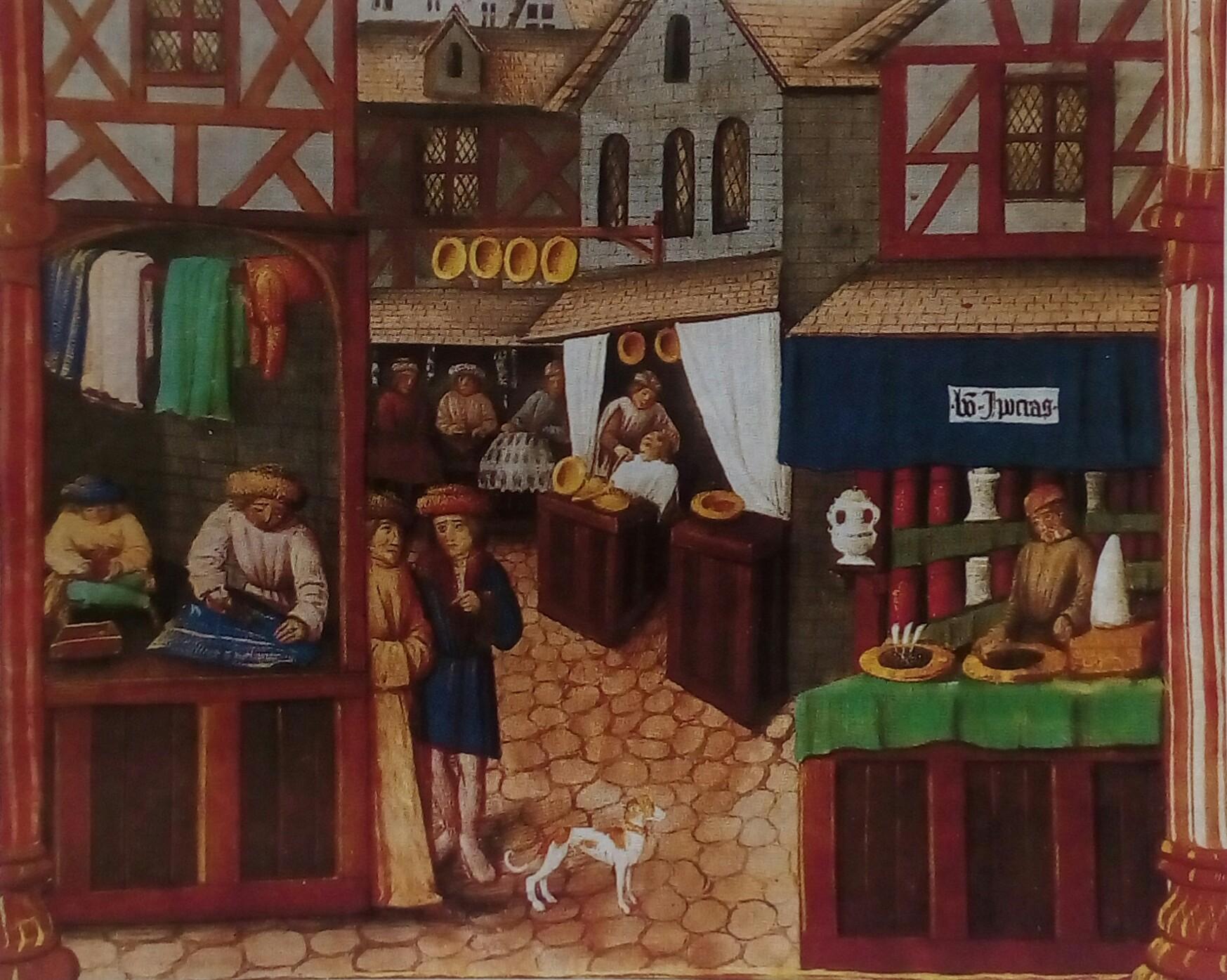 Mobili In Stile Gotico vivere nel medioevo | affascinarte