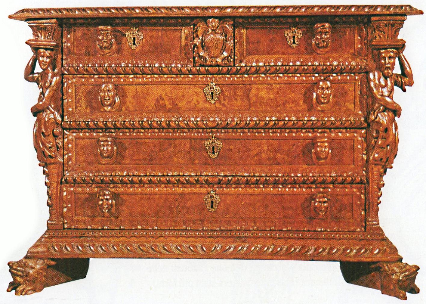 Arredamento Barocco Antico : L arredamento nel il barocco italiano affascinarte